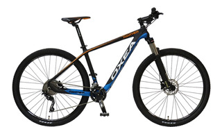 Bicicleta Mountain Rod 29 Oxea Panther 20 V Carbono + Linga