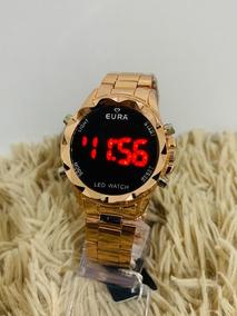 Relógio Digital Feminino Elegante Super Barato + Caixinha