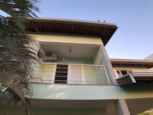 Casa Com 4 Dormitórios À Venda, 200 M² Por R$ 1.350.000,00 - Parque Rural Fazenda Santa Cândida - Campinas/sp - Ca4132
