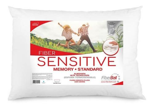 Almohada Fiberball Sensitive Memory Standard