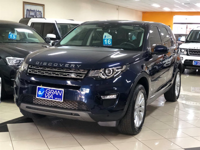 Land Rover Discovery Sport 2.2 16v Sd4 Turbo Diesel Se 4p
