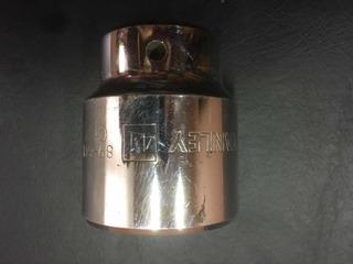 Bocallave Tubo Stanley 41mm Encastre 3/4 Estriado