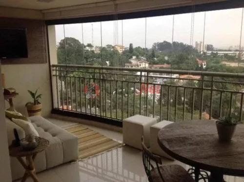 Imagem 1 de 27 de Lindo Apartamento Em Condomínio Padrão Para Venda No Bairro Anchieta (parque São Diogo) Em São Bernardo - 4870