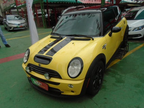 Mini Cooper 1.6 S 16v Turbo Gasolina 2p Manual