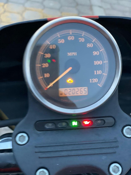 Harley Davidson Nigthster 2007