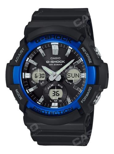Reloj Casio G-shock Youth Gas-100b-1a2 Analogico Digital