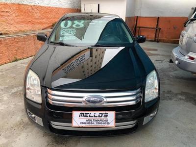 Ford Fusion 2.3 Sel Gasolina Automático Com Teto Unico Dono