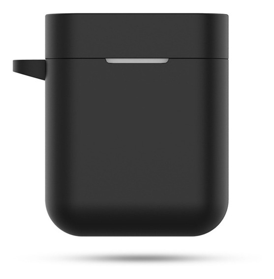 Funda De Silicona Para Xiaomi Airdots Pro Air Negro