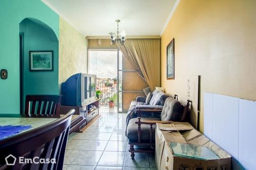 Imagem 1 de 10 de Apartamento À Venda Em São Paulo - 25656