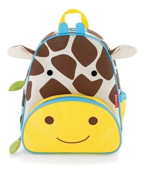 Mochila Skip Hop Infantil Modelos Clasica Zoo Animales 2019