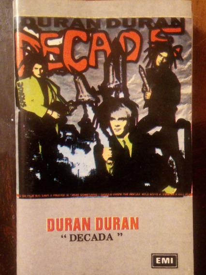 Duran Duran - Decade / Década - Cassette Original