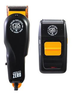 Gama Absolute Zero Cortadora + Shaver Afeitadora + Cuotas