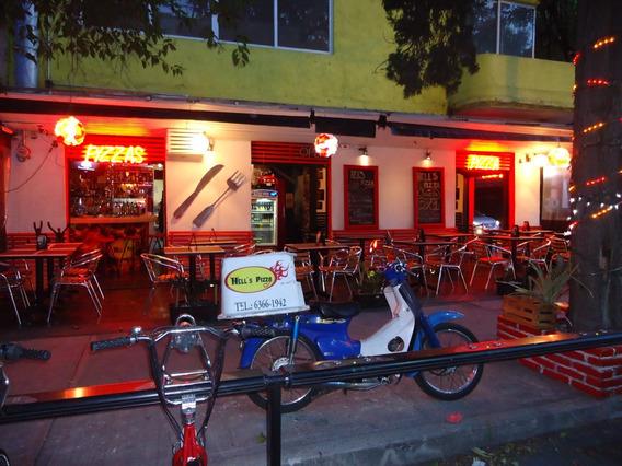 Pizzeria /bar En La Roma