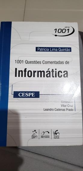 1001 Questões Comentadas De Informática