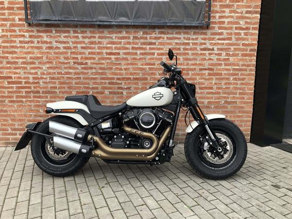 Harley Davidson Fat Bob 107 2019 Impecável