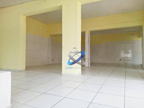 Ponto Comercial 60m² No Jardim Paulista - Pt0073