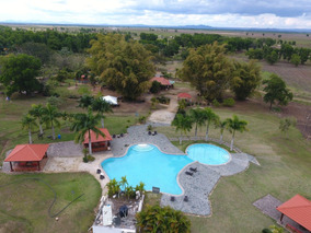 Villas Ventas En Complejo Campestre A 45minuto Santo Domingo