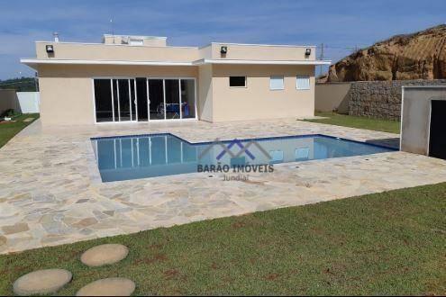 Imagem 1 de 15 de Casa À Venda, 320 M² Por R$ 1.100.000,00 - Guacuri - Itupeva/sp - Ca0716