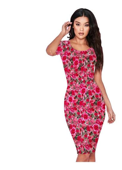 Vestido Feminino Global Mega Modas
