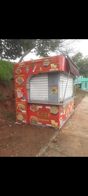 Trailer Food Truck Para Lanches Aceito Rolo Carro Moto Etc.