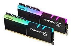 G.skill Tridentz Rgb Series 32 Gb (2 X 16 Gb) Ddr4 3200 Mhz