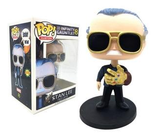 Funko Pop Stan Lee Guantelete Infinito Custom Guante Marvel