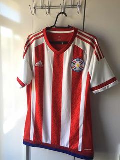 Camisa Seleção Paraguaia adidas P