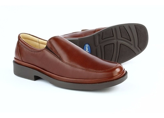 Zapato Calzado Clinicus Caballero 1306 Pies Delicados C-n