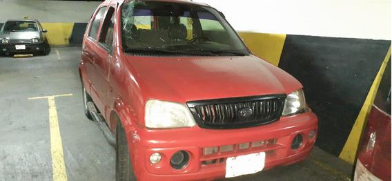 Toyota Terios Motor 1.3 Año 2004 4 Puertas