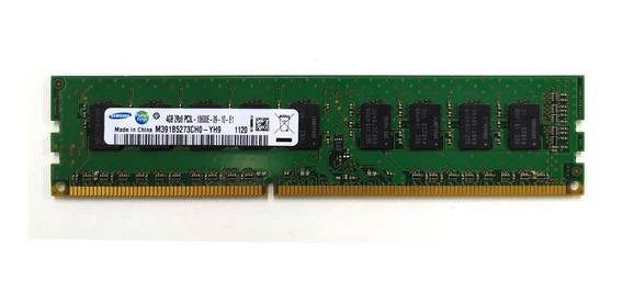Memoria 4gb Samsung Ddr3-1333 Ecc Udimm T110 I E Ml110 G7