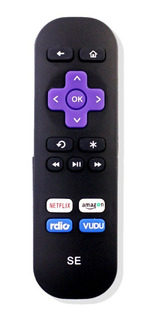 Nuevo Control Remoto Para Roku 2710 Se Streaming Media
