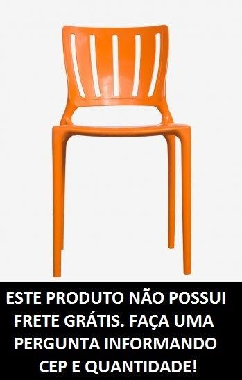 Cadeiras Plasticas Rei Do Plastico - Vintage - Unica 182kg