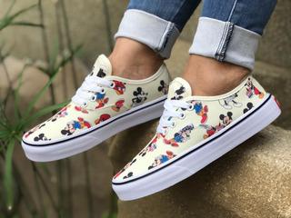 2zapatos de mujer vans