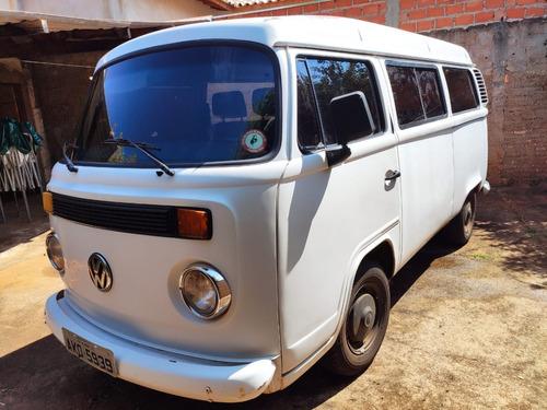 Volkswagen Kombi 2003 1.6 Std 3p Gasolina