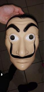 Mascara Casa De Papel Dalí