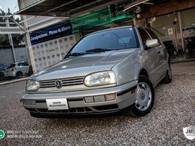 Volkswagen Golf Gl 1.8 Mi Nafta 1998 Dorado