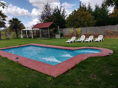 Casa Orilla Del Lago Rapel 9 Dormitorios
