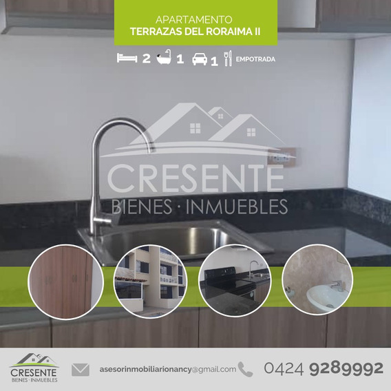 En Venta A Estrenar Apartamento En Terrazas Del Roraima 2