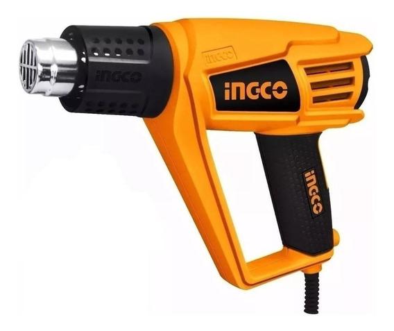 Pistola De Calor Ingco 2000w Hg20008 | Ynter Industrial