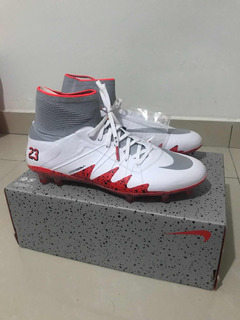 Chuteira Nike Hypervenom Phatom 2 Neymar X Jordan Branco