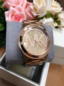 Relógio Feminino Michael Kors Mk De Luxo