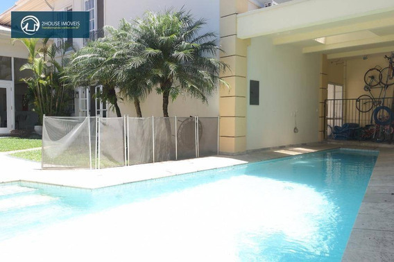 Casa Com 5 Dormitórios À Venda, 570 M² Por R$ 4.200.000,00 - Cidade Jardim - São Paulo/sp - Ca2303