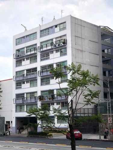 Departamento En Colonia Narvarte