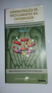 Livro De Enfermagem Administração De Medicamentos Barato