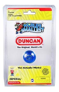 El Más Pequeño Del Mundo Coleccionable, Duncan Yo