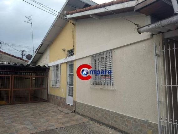 Casa De 03 Quartos, Ótima Localização. - Ca1195