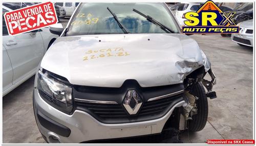 Sucata Renault Sandero Stepway 1.6 16v Baixado Peças
