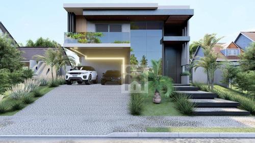 Imagem 1 de 15 de Casa Com 4 Dormitórios À Venda, 340 M² Por R$ 2.100.000 - Bonfim Paulista - Ribeirão Preto/sp - Ca0805