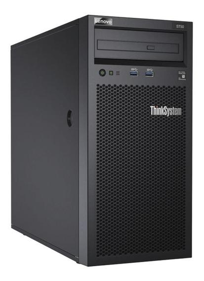 Servidor Lenovo Thinksystem St50 Intel Xeon E-2104g 1tb