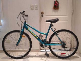 Bicicleta Fisher En Excelente Estado Rodado 26
